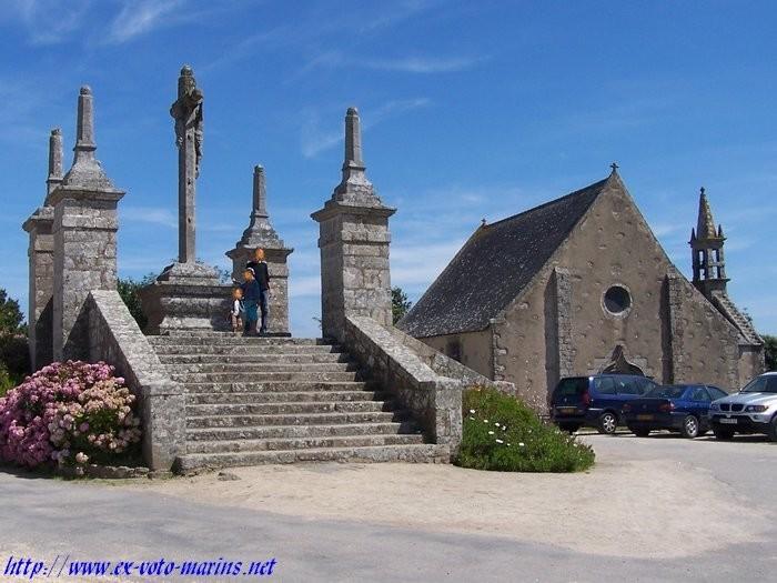 Bretagne, Morbihan, Belz , chapelle-St-Cado-56550