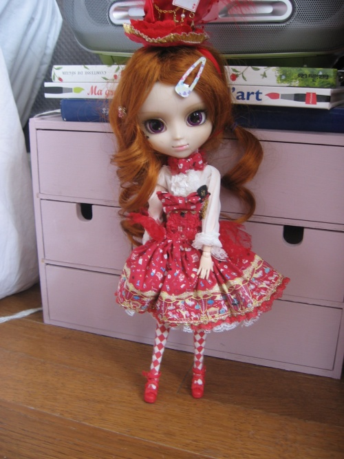 N°20 - Second Miss pullip 2012