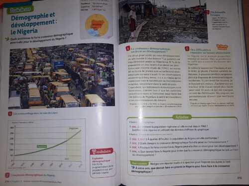 5e Documents sur la croissance démographique au Nigéria