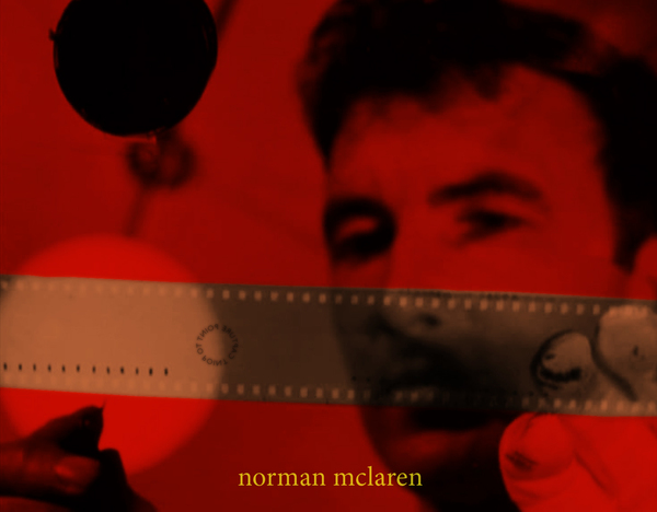 Norman McLaren Capture Studio Point to Point