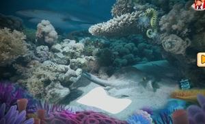 Jouer à Underwater aiplane escape