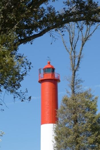 Le phare de Terre-Nègre