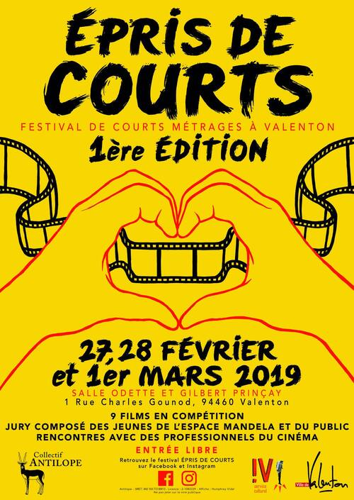 EPRIS DE COURTS