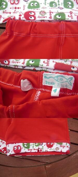 Pyjama Ooga Booga pour un TroiZans