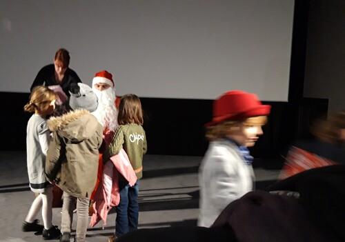 Cinéma et cadeau de Noël