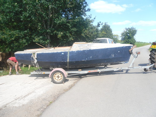 Offre voilier Figaro 5