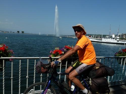 Tour du lac Léman suite