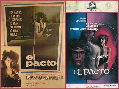 El pacto / The pact. 1976.