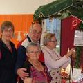 Novembre 2014 : participation allemande au marché de Noël de Déville