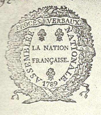 Assemblée nationale 1789