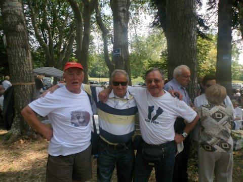Rassemblement Pieds-Noirs - Rognes 2 juin 2013