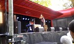 Ève Angeli en concert a Castets-en-Dorthes(gironde)