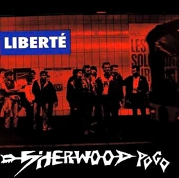 Sherwood - Retirage de l'album Liberté
