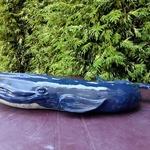 la Baleine blue D'Elouan