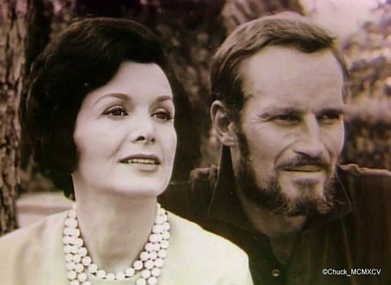 CHARLTON HESTON FOR ALL SEASONS (1995) DIAPORAMA  partie 4