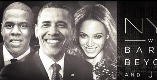Collecte de fonds pour la dernière campagne de Barack Obama