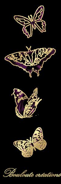 Déco papillons pour...........