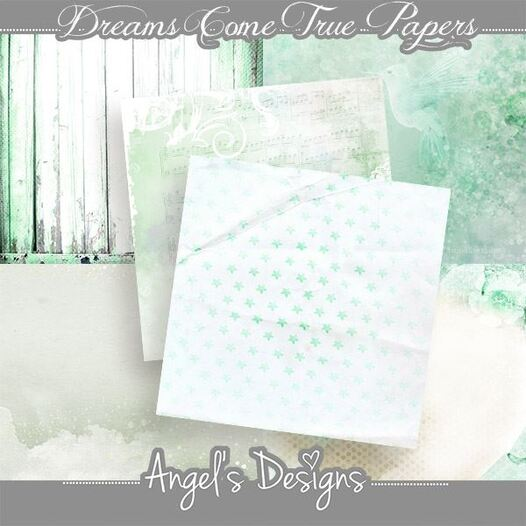 Dreams Come True by Angel's Design