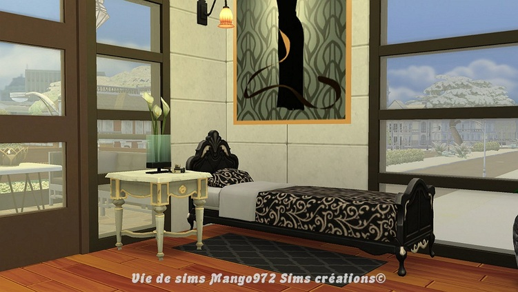 Sims 4 la villa Verdimornaise