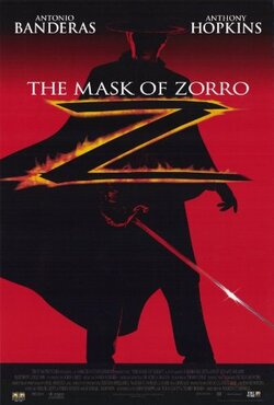 Film Review: The Mask of Zorro (1998)