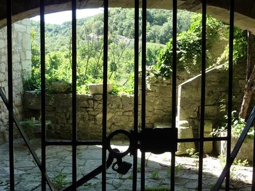 29 juin 2015 - La vallée de la Cèze - Montclus