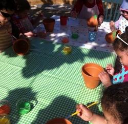 stage - vacances de Pâques pour les 3 à 7 ans