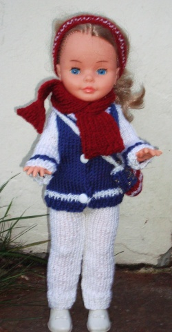 Julie, ma poupée  Gipsy de Bella