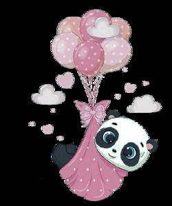Série de pandas mignons !