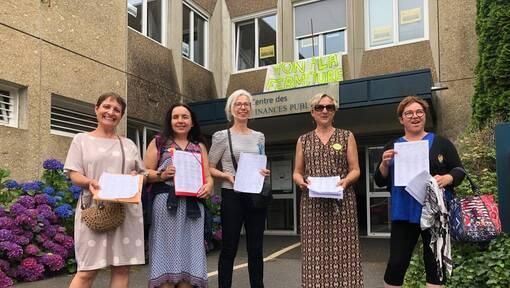 Pays de Quimperlé. Gilets jaunes : une pétition pour sauver le centre des impôts (OF.fr-28/06/19-12h23)