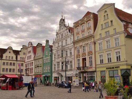 Rostock en Allemagne (photos)