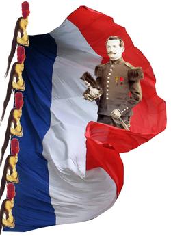 Marcel PAGÈS 1908 au 9ème Cuirassiers