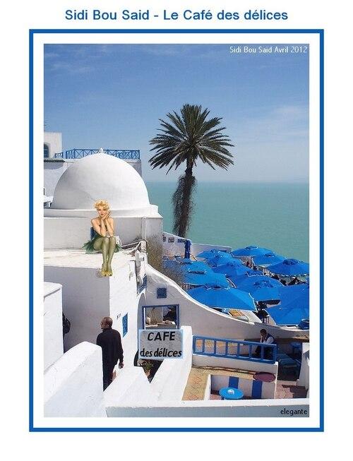 Tunis - Sidi Bou Saïd