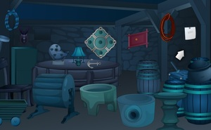 Jouer à Who can escape cave house ?