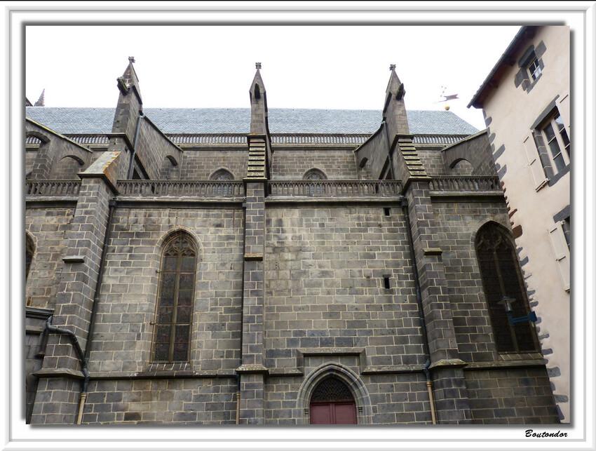 Saint-Flour L'eglise