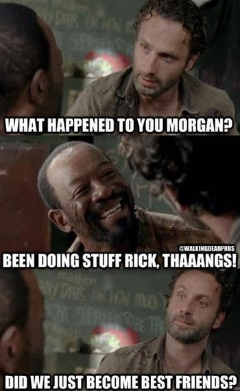 The Walking Dead Memes 35