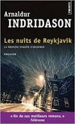Arnaldur Indridason, Les nuits de Reykjavik, Points