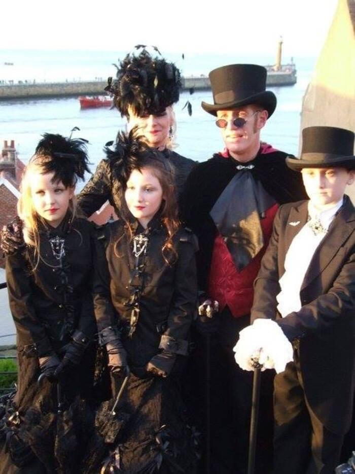 Goths victoriens