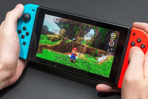 Nintendo Switch aura droit à un émulateur de jeux vidéo ?