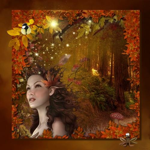Fées de l'automne
