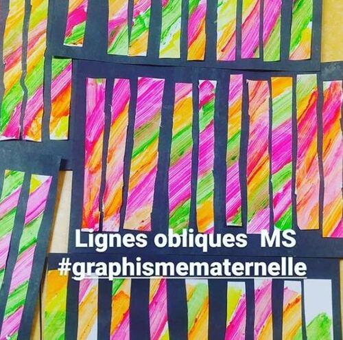 [graphisme] lignes obliques
