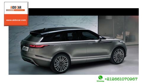 Location de voiture de luxe à Casablanca – 20% de remise sur la nouvelle Range Rover Velar R-Dynamic