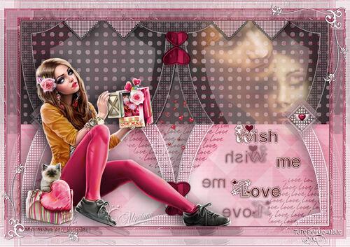 Wish me love