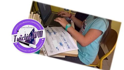 Twictée : éloraboration des twoutils et envoi en cours