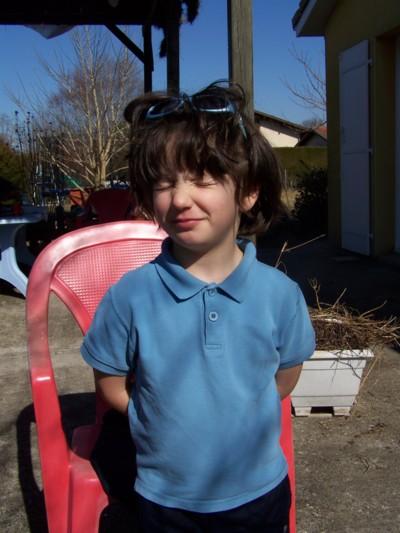 Blog de chipiron :Un chipiron dans les Landes, Un rayon d'soleil....