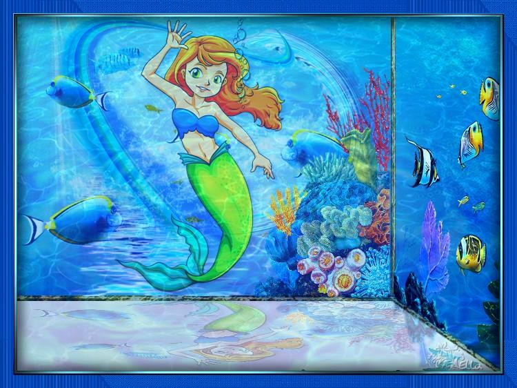 amour d'aquarium