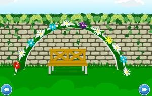 Jouer à Escape the garden maze