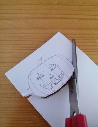 Tutoriel : guirlande d'Halloween