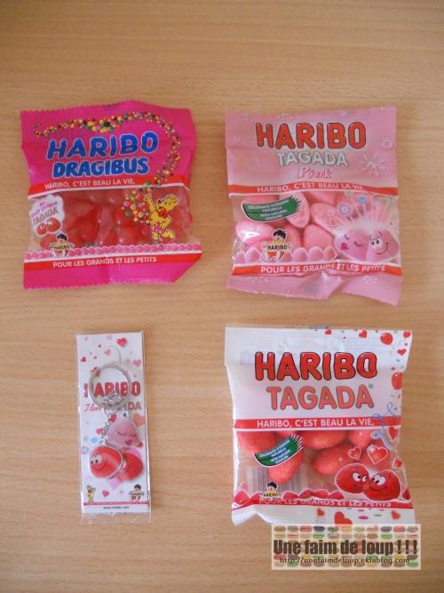 Haribo : I love Tagada