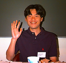 Takeshi OBATA et Tsugumi OHBA