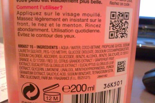 Lire une étiquette cosmétique - Secrets de fabrication